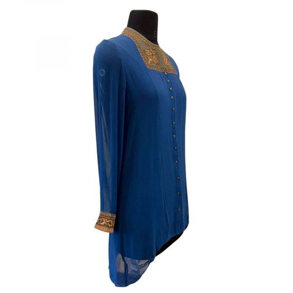 Blue Kurti Medium