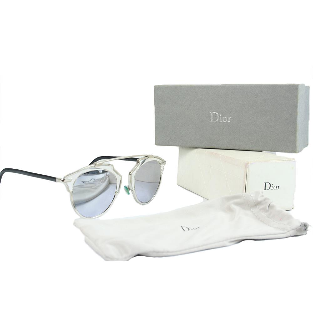 Silver - Dior Eyewear