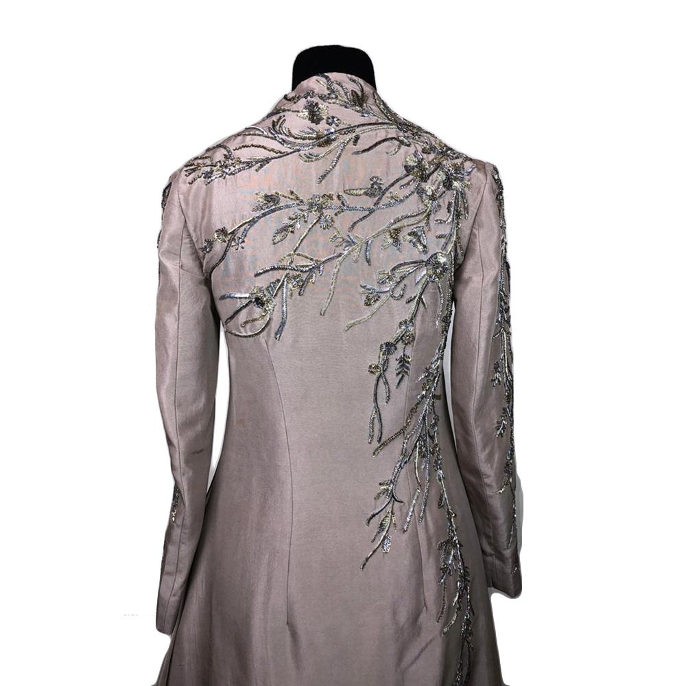 Rose Gold Shimmer Suit Set