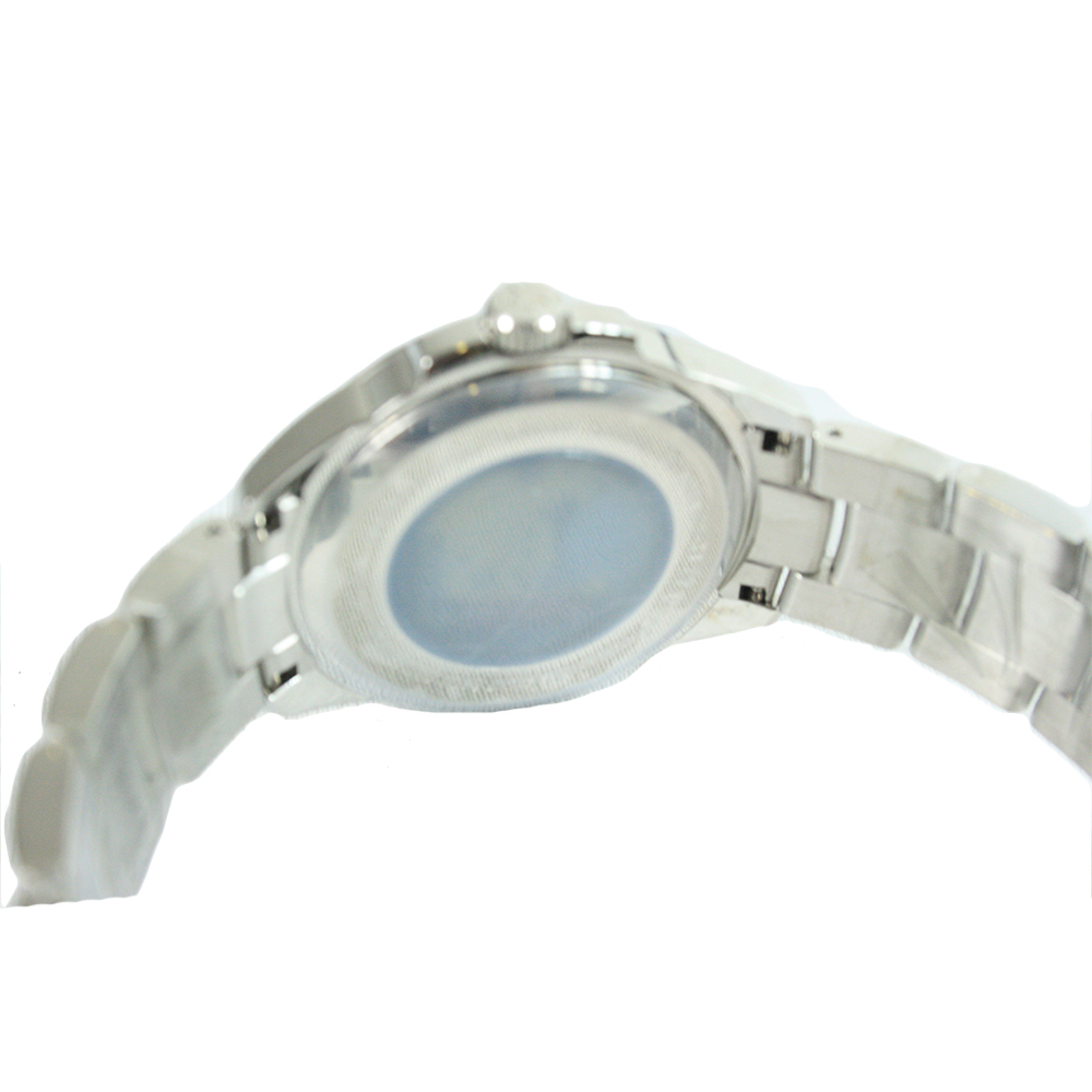 White Stainless Steel Force Quantum Women's Wristwatch