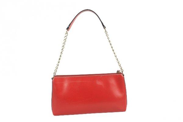 Byrd Wellesley Leather Small Shoulder Bag