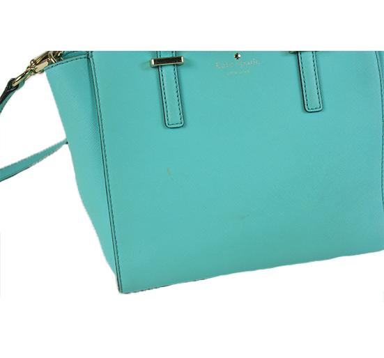 Blue Cedar Street Small Hayden Bag