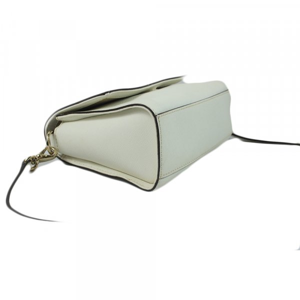 Penelope Crossbody Bag - White