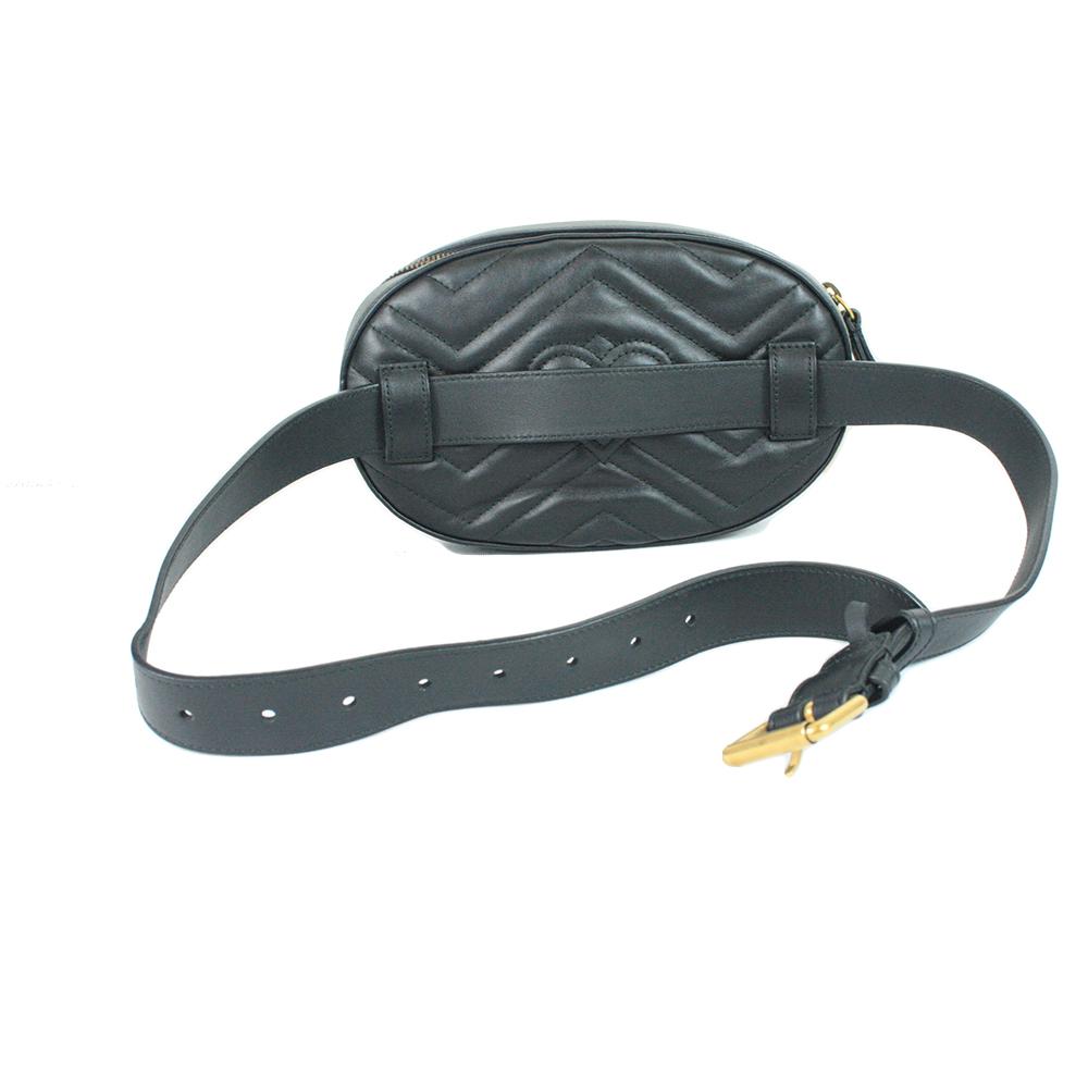 Matelasse Insects Lion Belt Bag