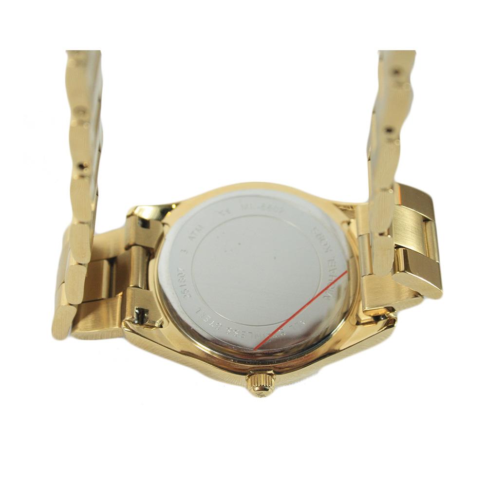 Mk-6602 Colette Analog Gold Dial Women's