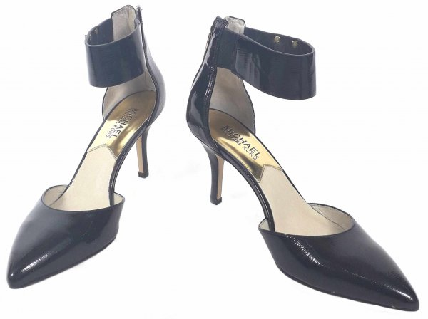 Guiliana Women's Mid Ankle Strap Pumps Size 6 M