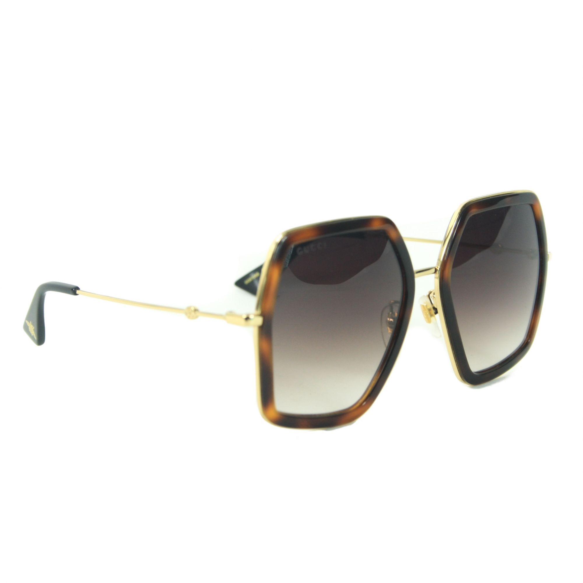GG Square Sunglasses