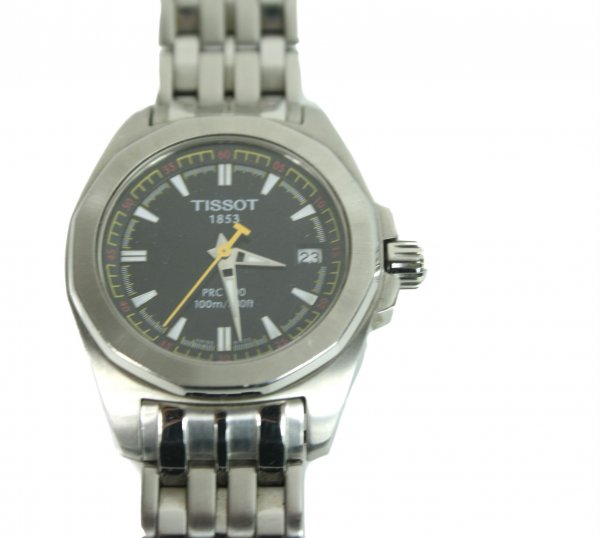 Couturier Black Analog Watch