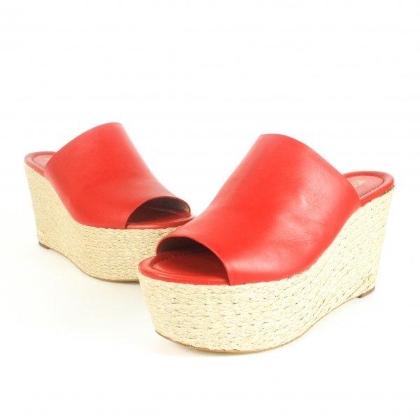Platform Wedge Sandals. Size: 10M
