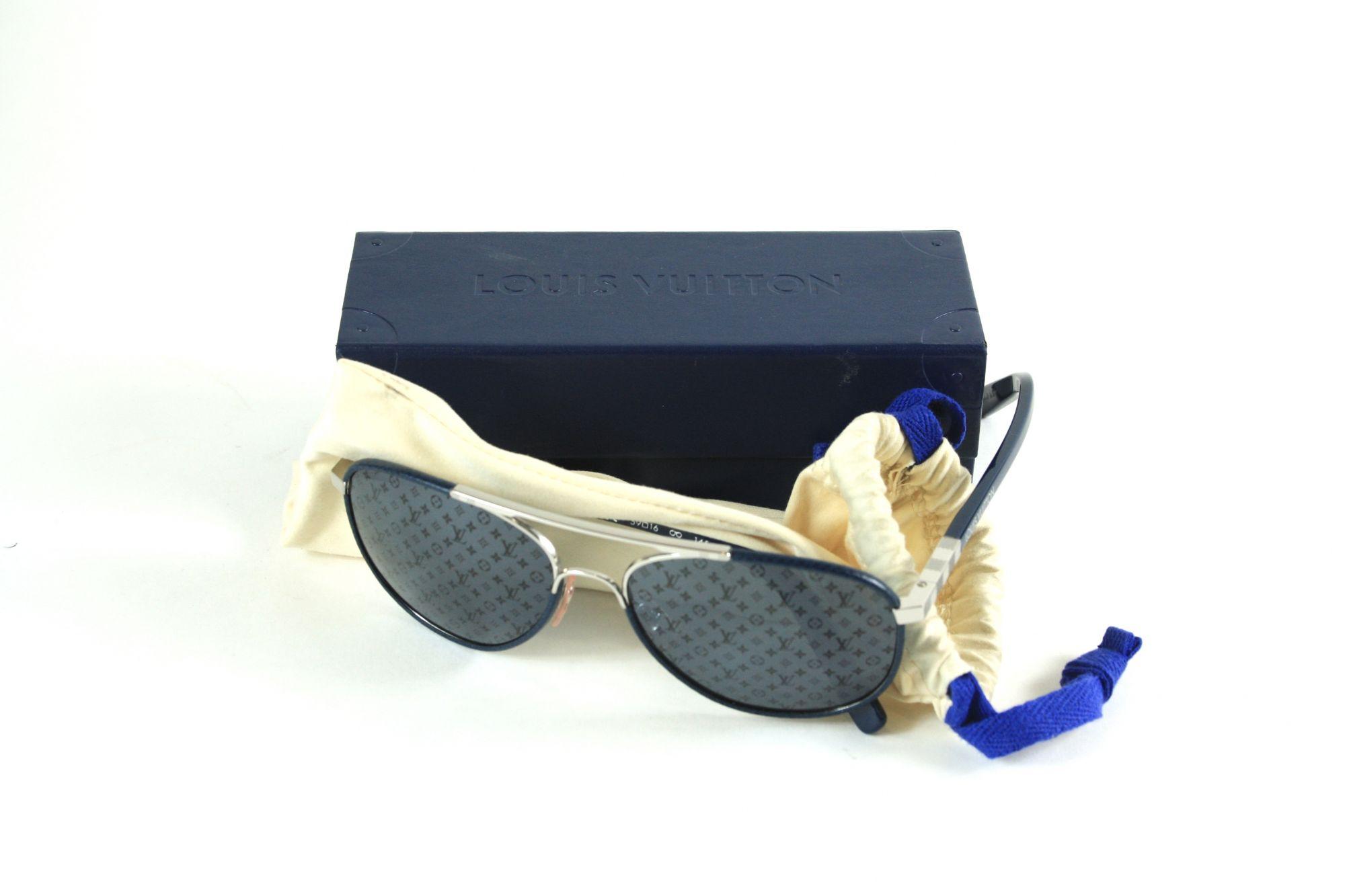 Monogram Pilote Sunglasses