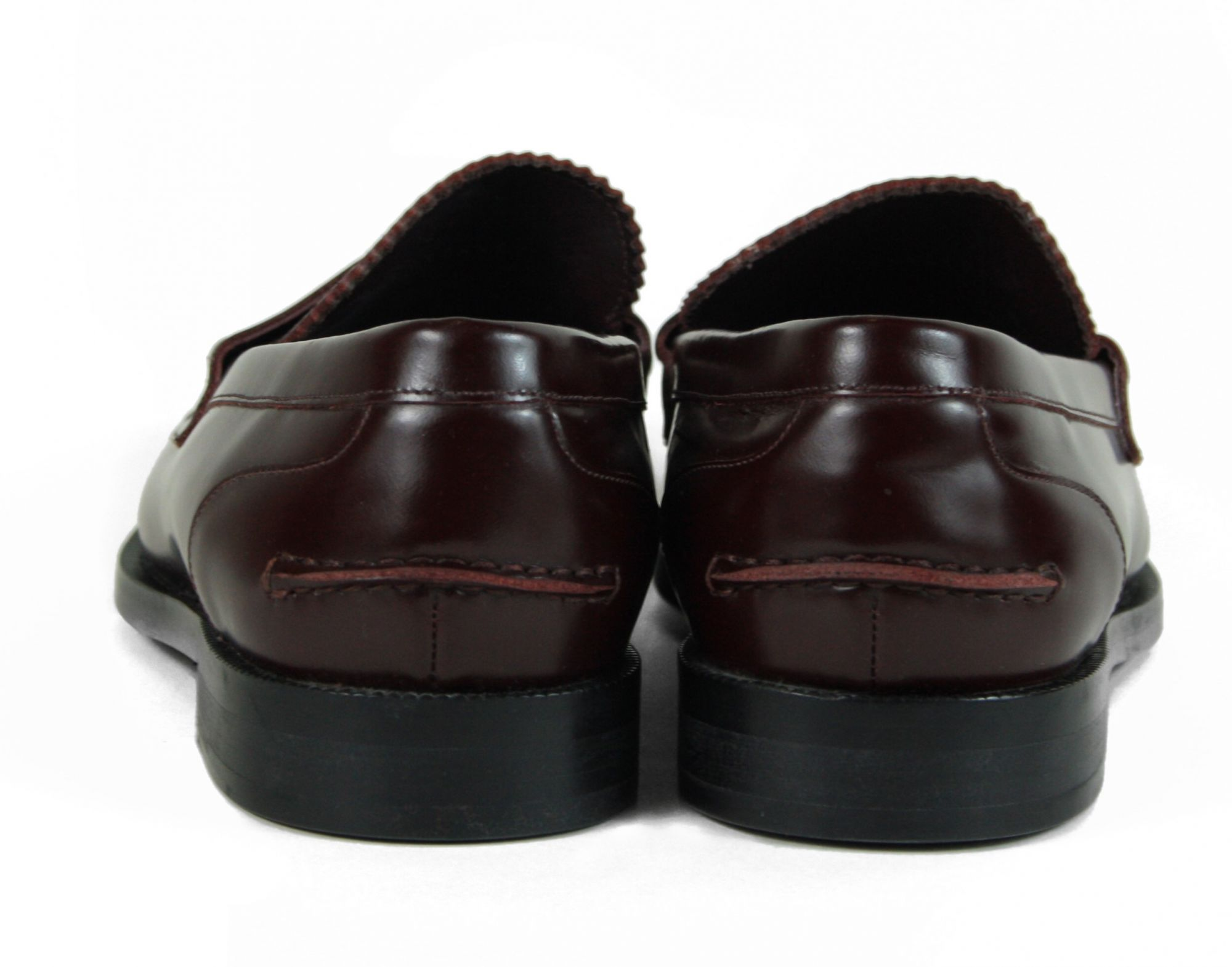 Bedmont Leather Loafers, Size- 43