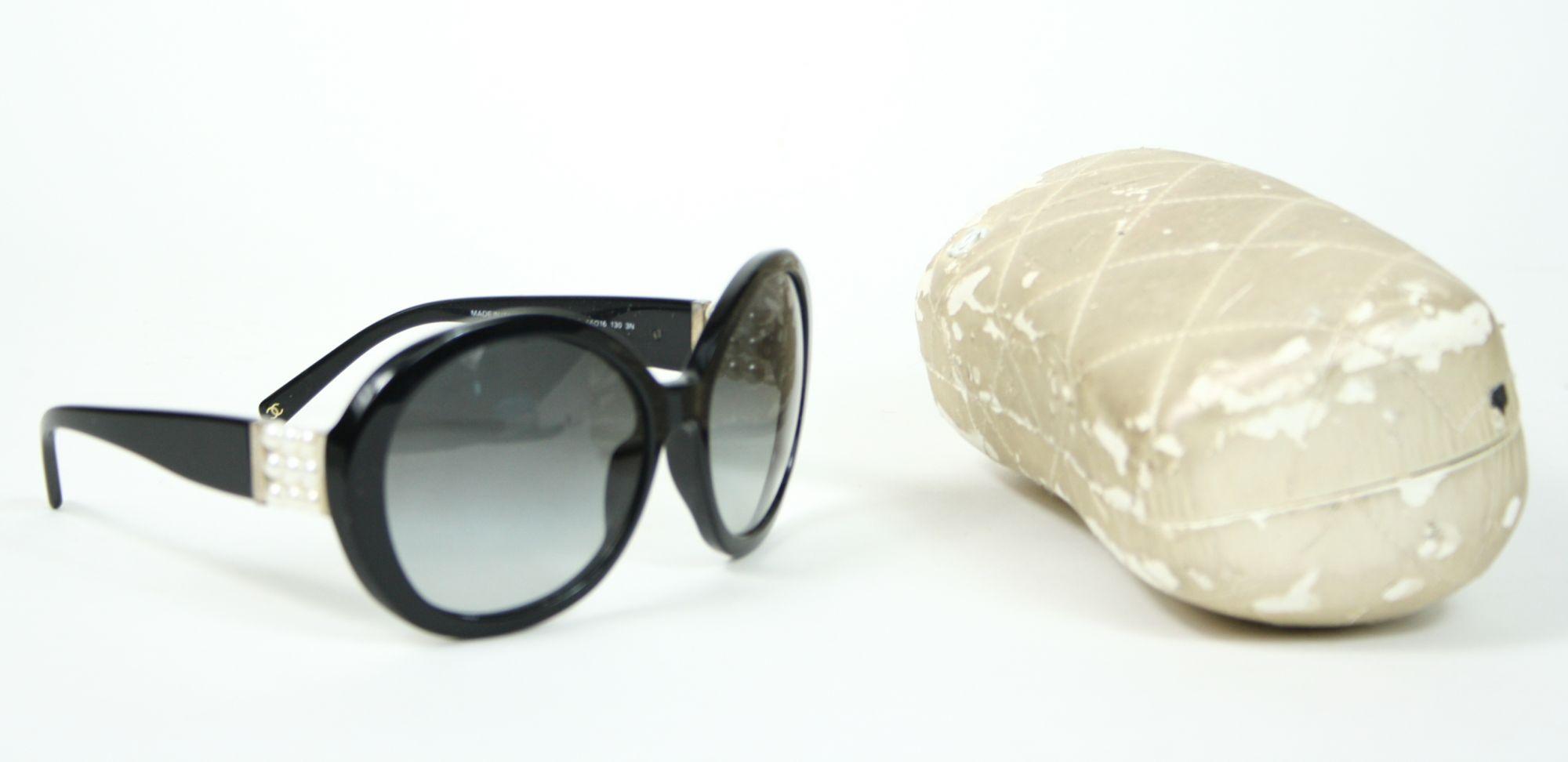 Perle Pearl Sunglasses 5159-H Black