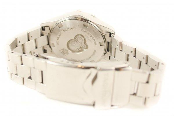 Aguaracer Sapphire Crystal Watch