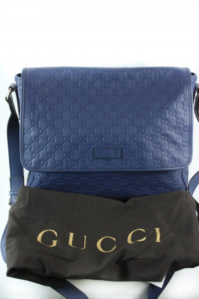 Guccissima Medium Messenger Bag