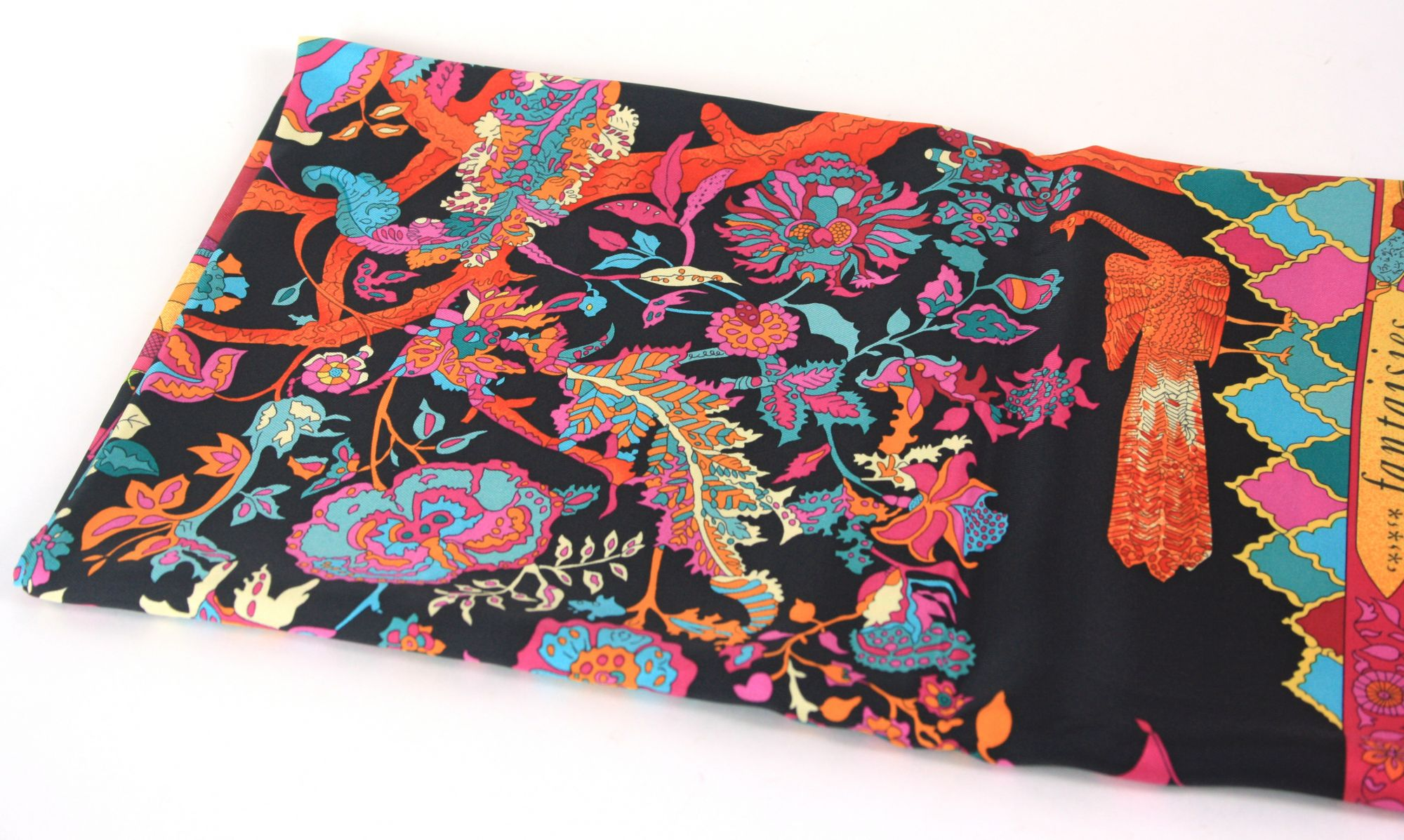 Fantaisies Indiennes 90 Scarf