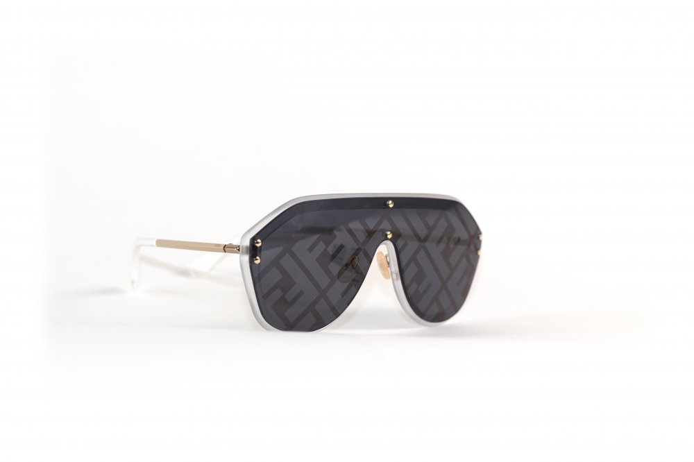 Monogram Black Sunglasses