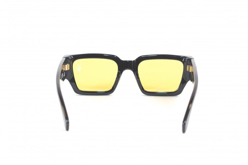 Mari rectangle-frame sunglasses