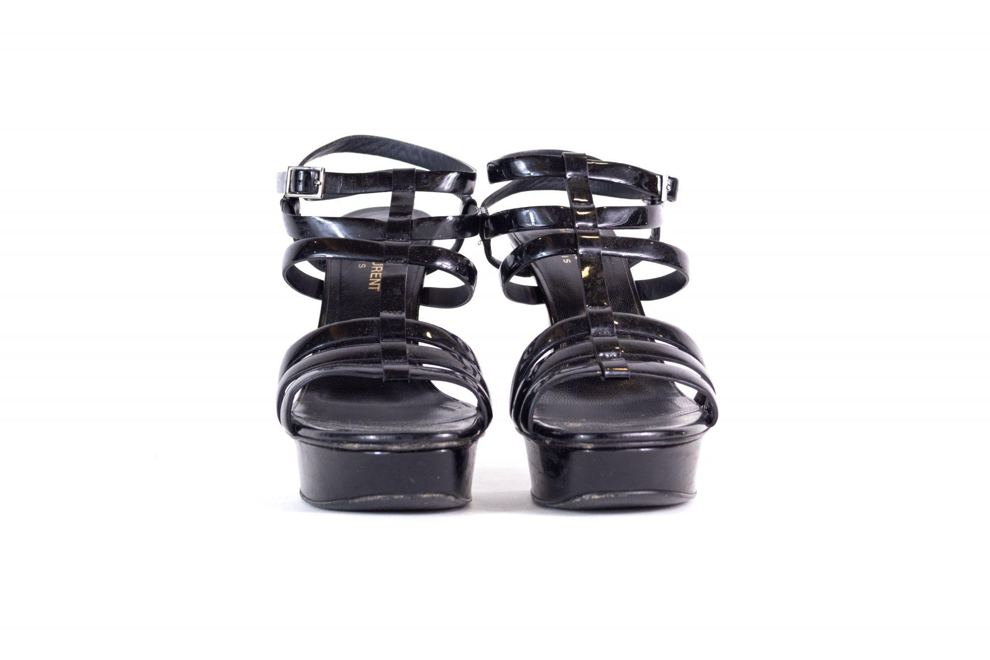 Black Heels Size 38