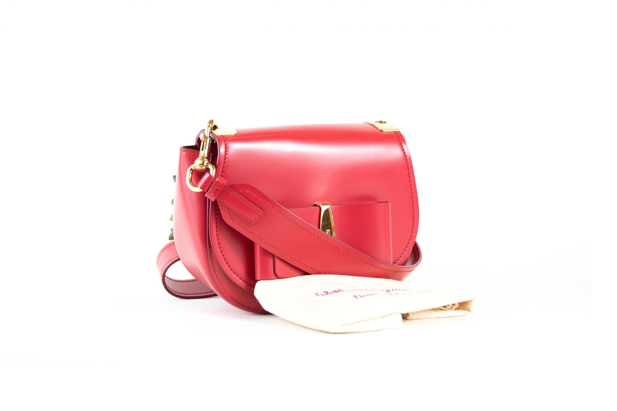 Small Red Crossbody Bag