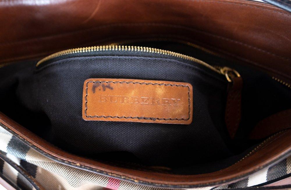 Bridle House Crossbody Bag