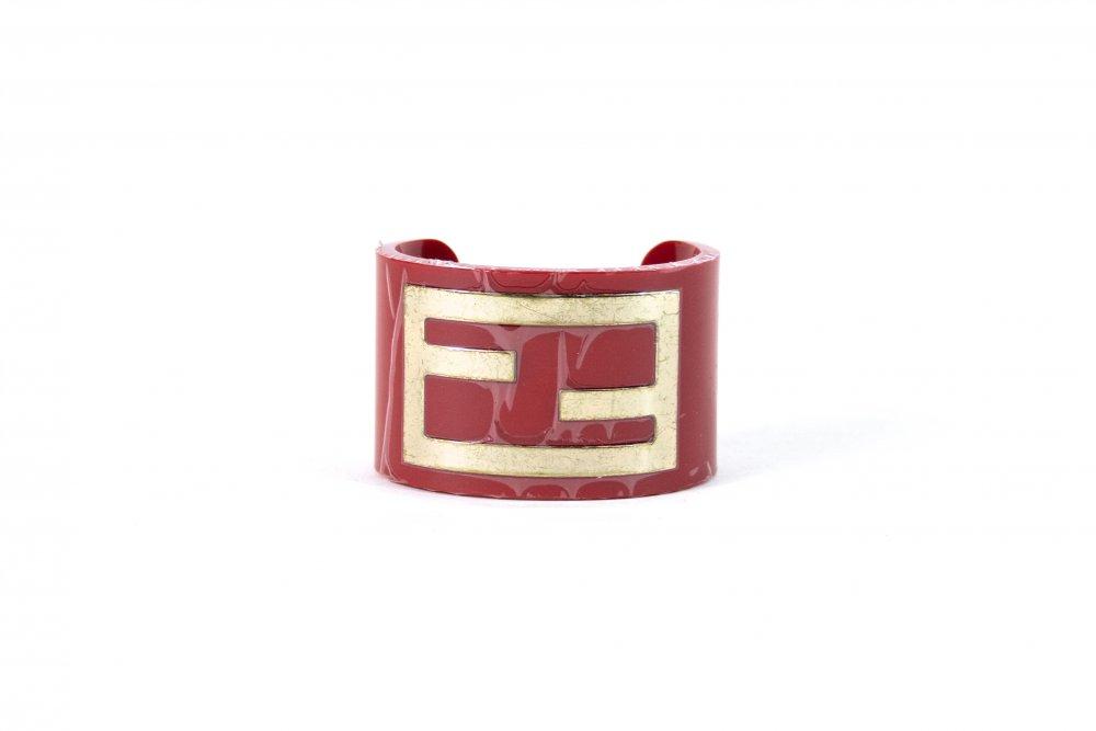 Red & Golden Cuff