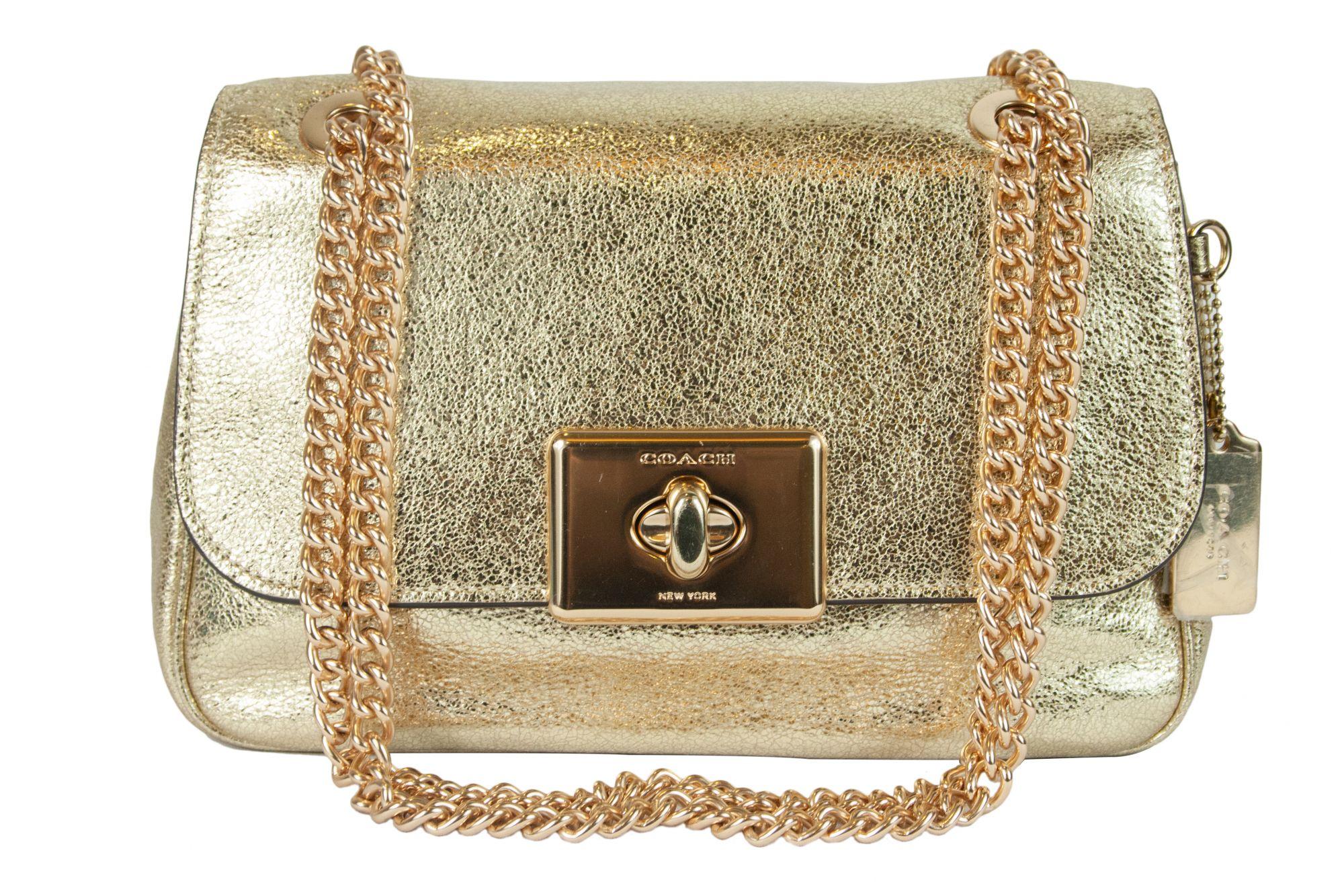 Parker Golden Sling Bag