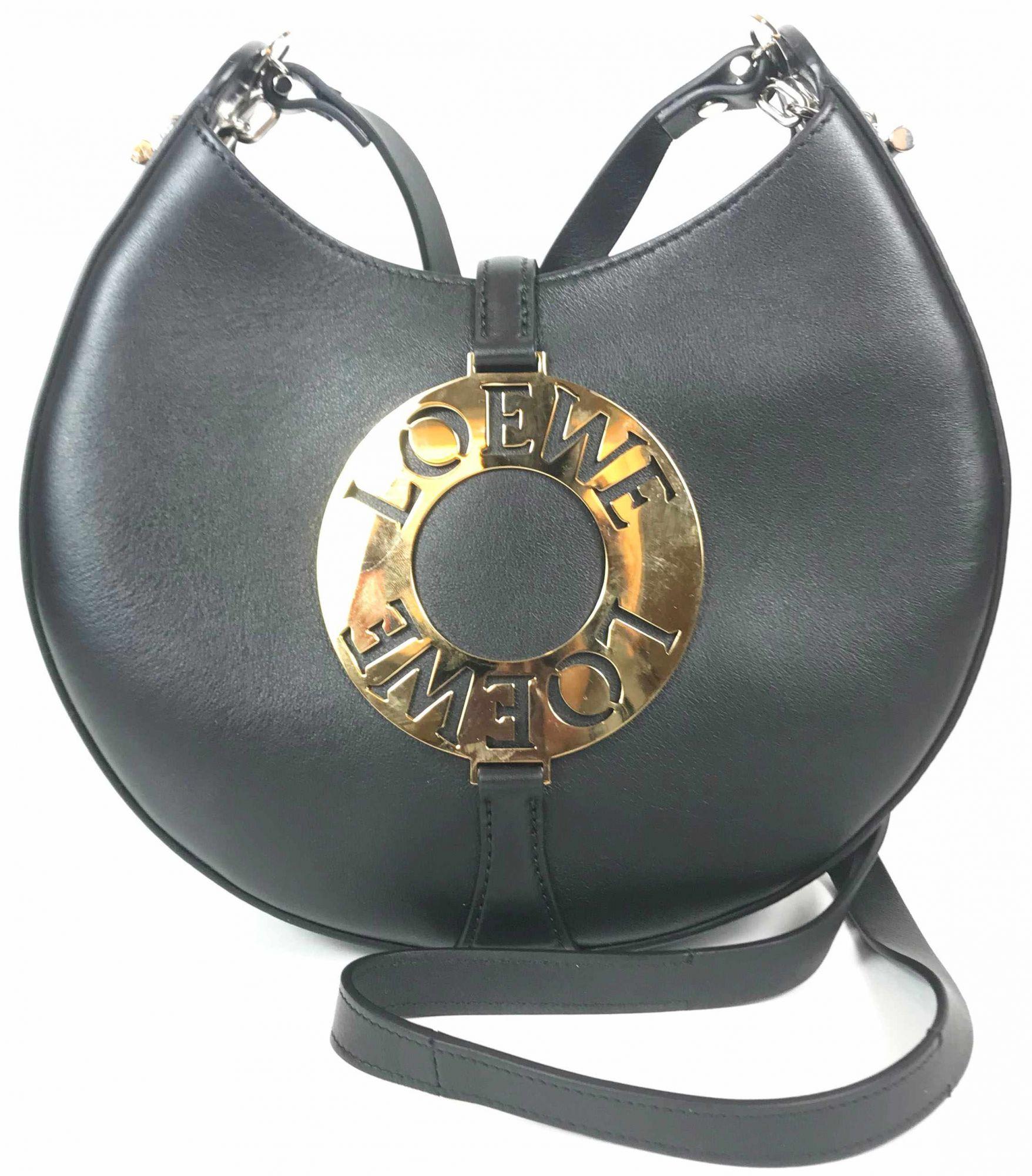 Joyce Small Bag Black/Silver/Gold