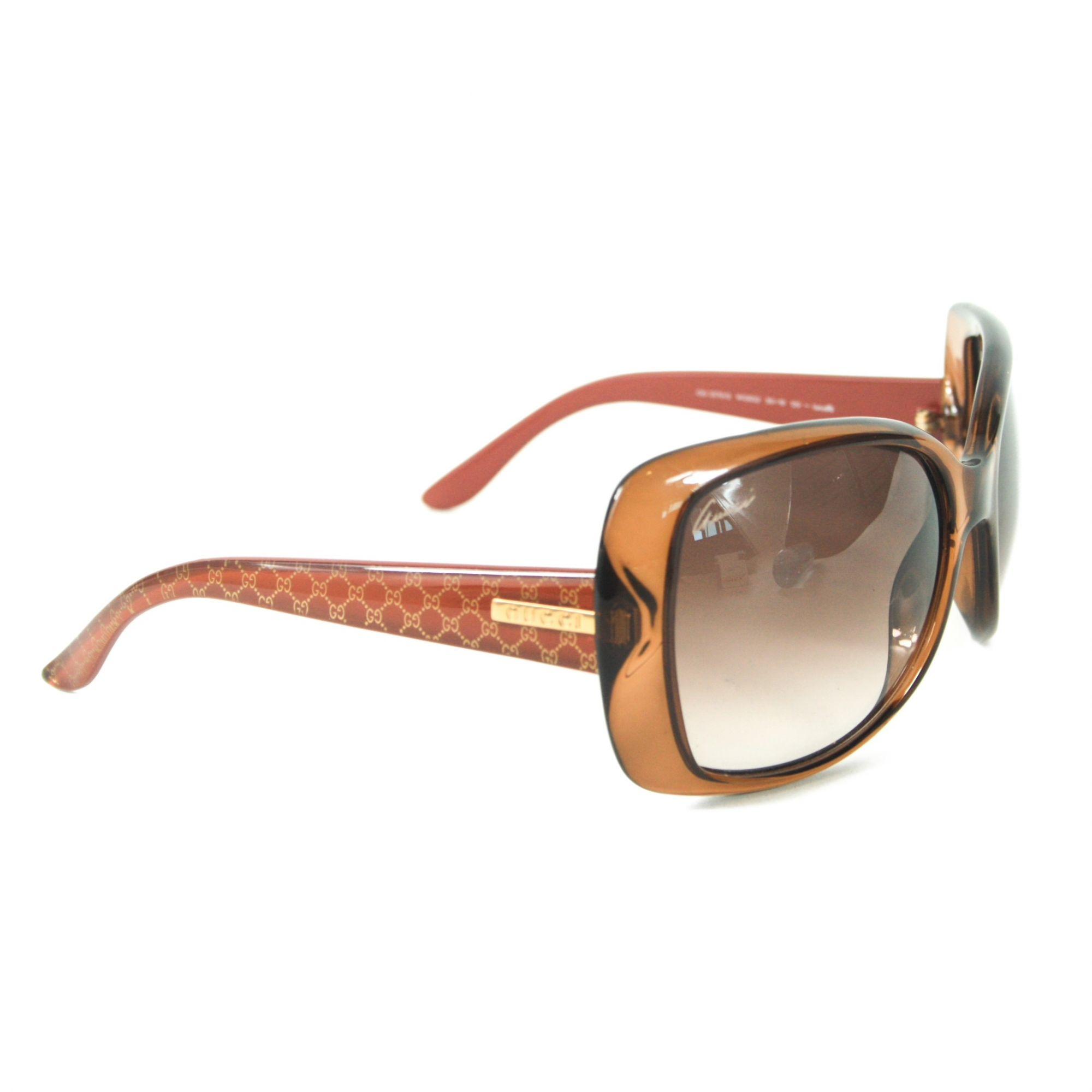 Red GG Sunglasses