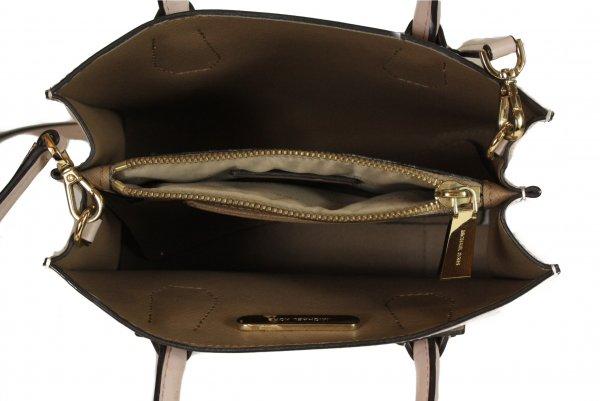 Mercer Love Soft Pink Leather Cross Body Bag