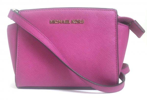 Selma Mini Crossbody Bag Pink
