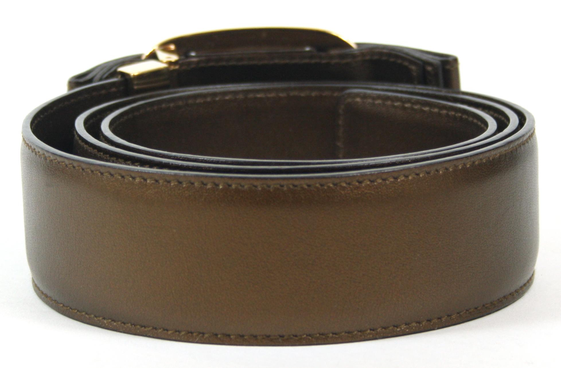 Bow Patent Leather Belt Women