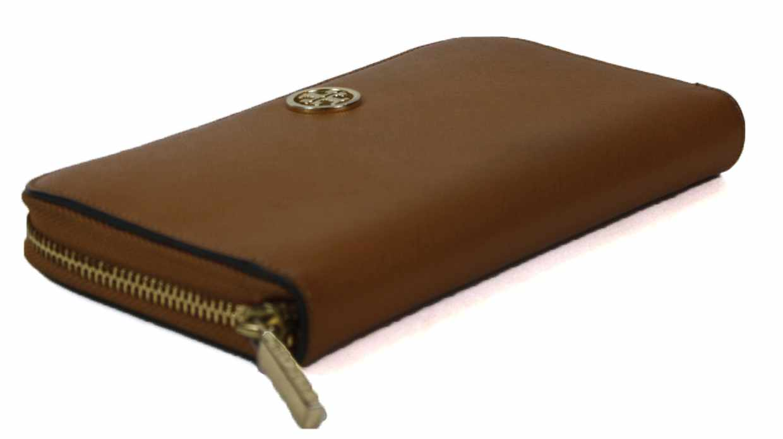 Robinson MultiGusset Zip Continental Wallet