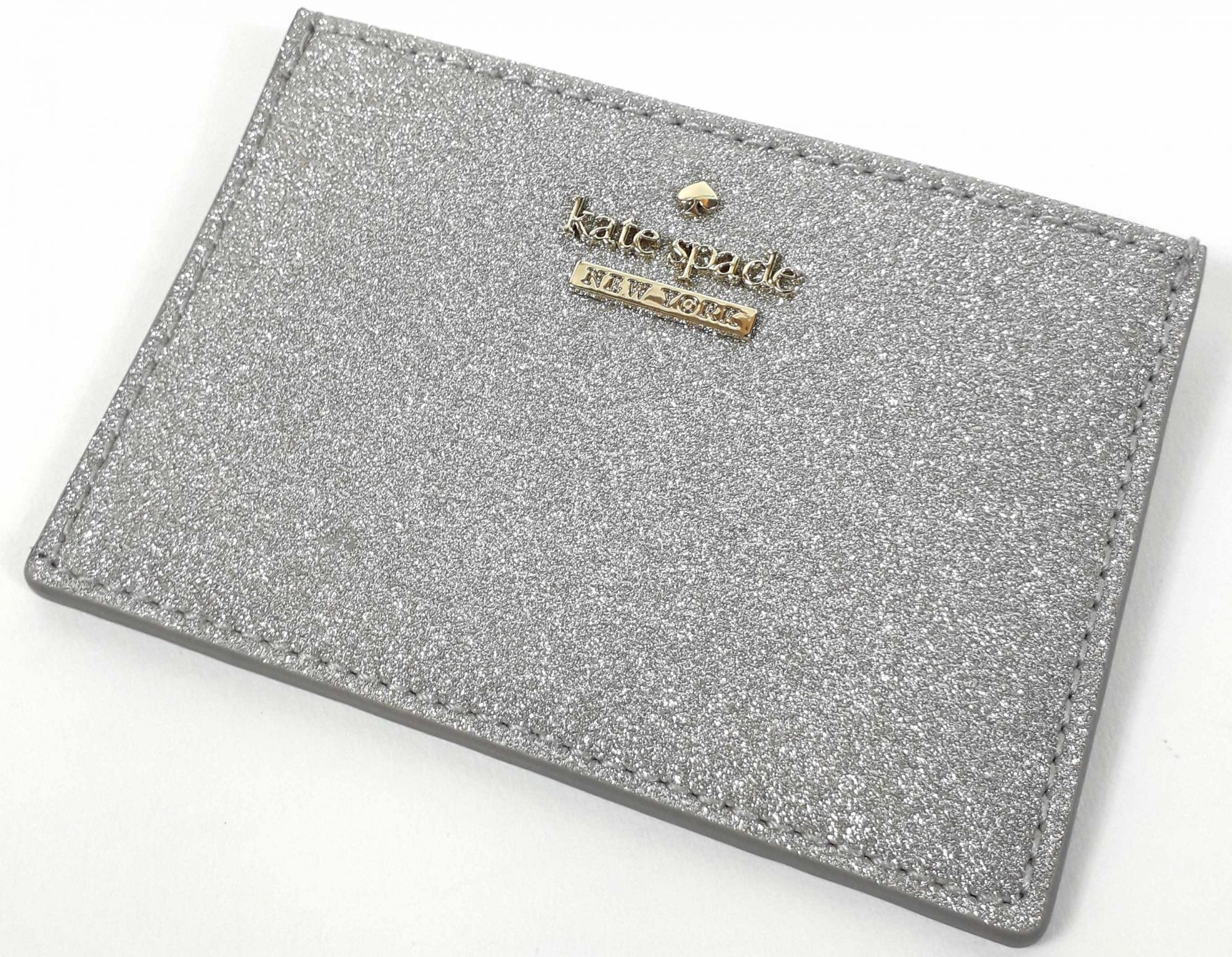 Metallic Burgess Court Card