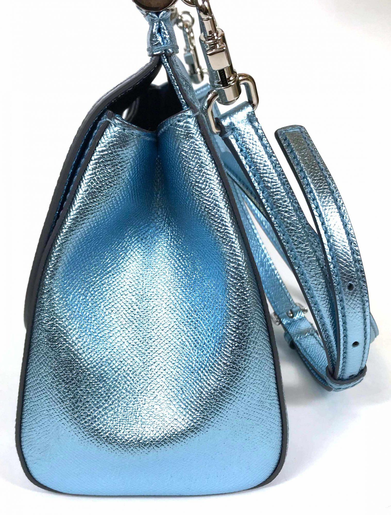 Miss Sicily Leather Shoulder Bag