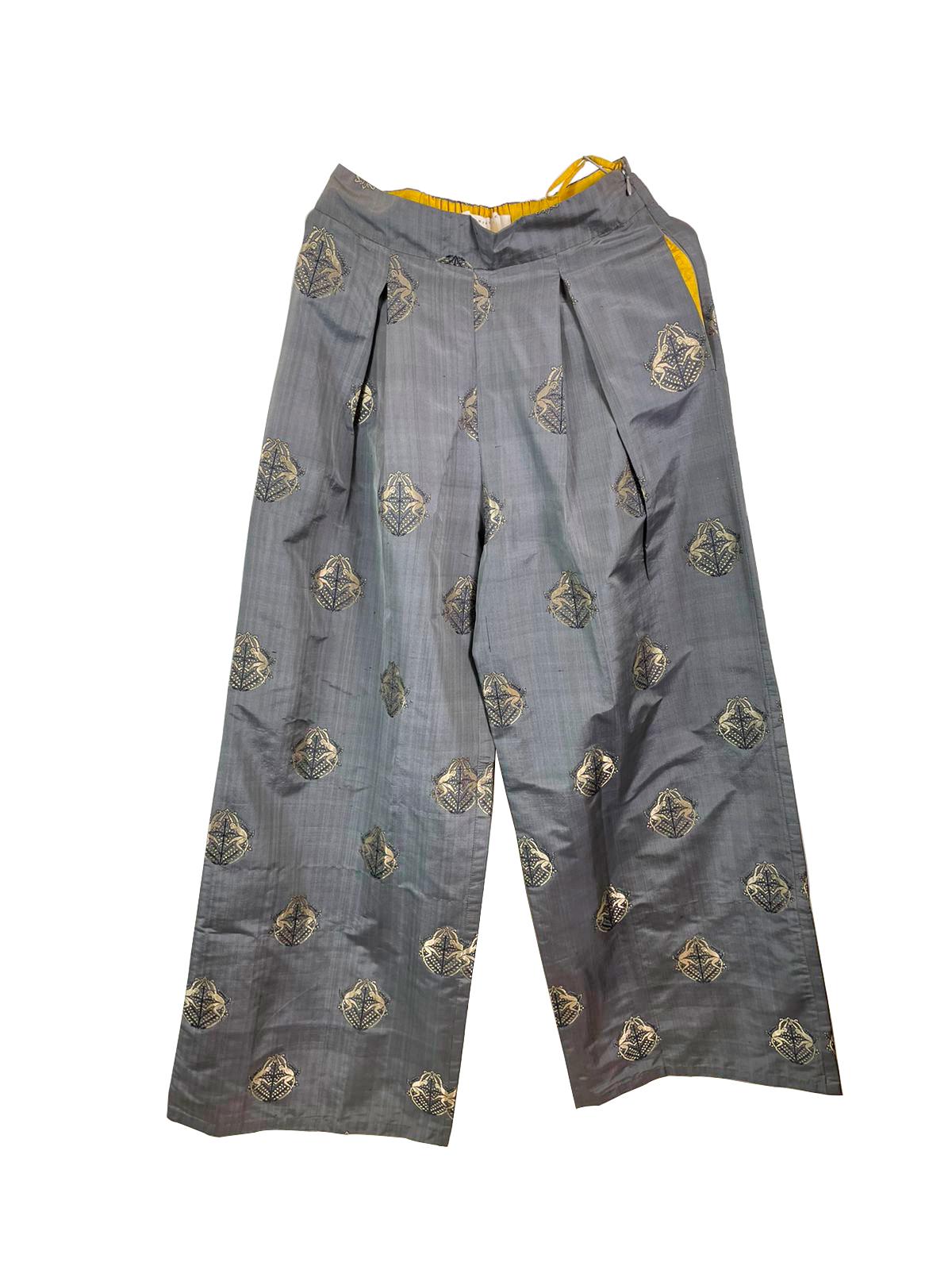 Grey Pants Small