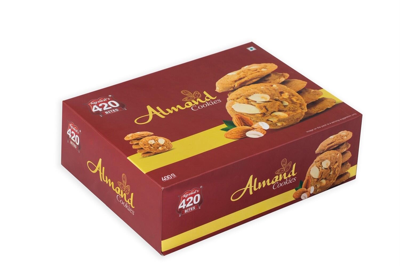 420 Almond Cookies