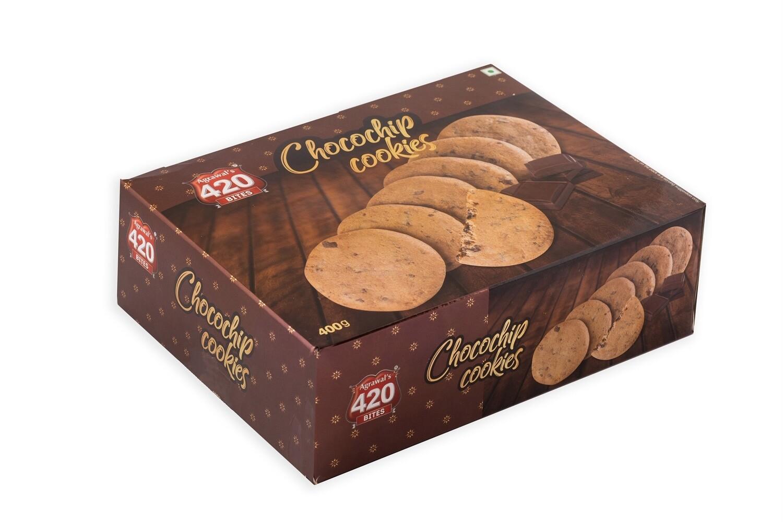 420 ChocoChip Cookies