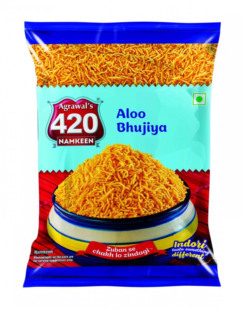 420 Aloo Bhujiya