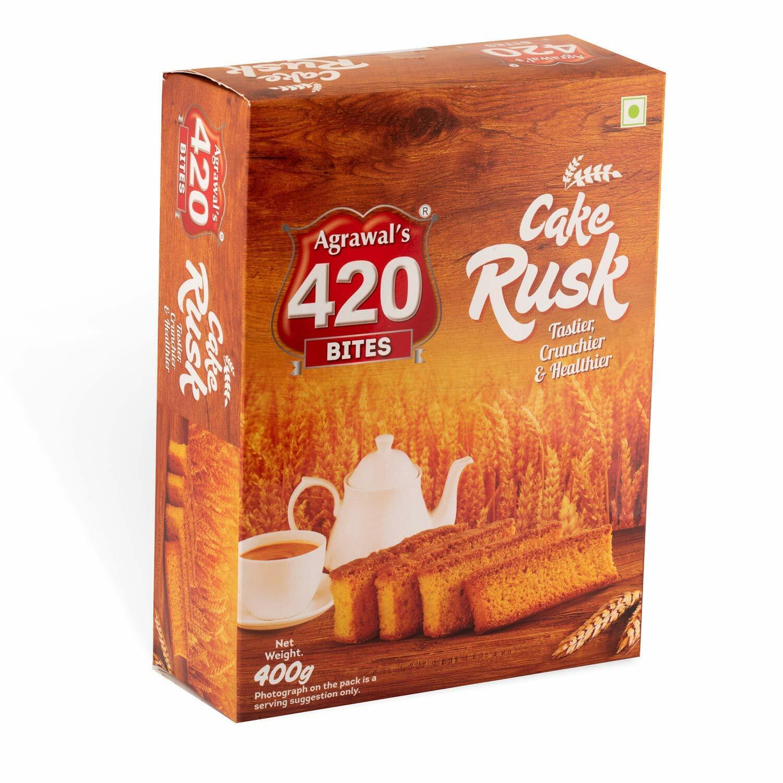 420 Cake Rusk