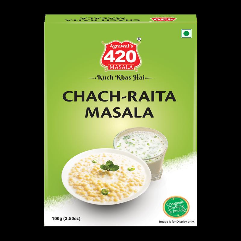 420 Chaach Raita Masala