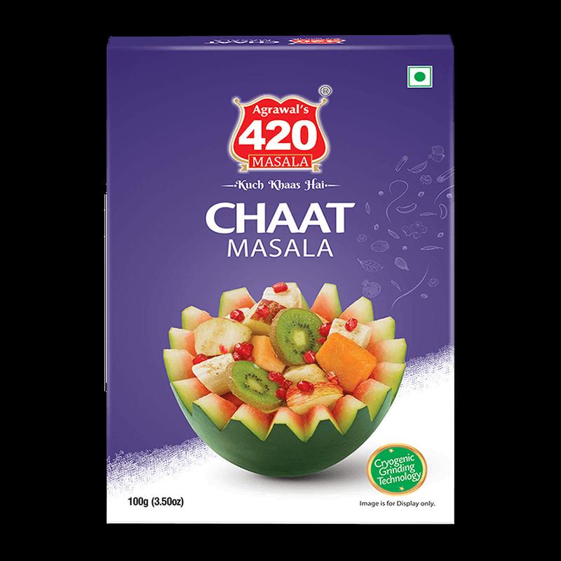 420 Chat Masala