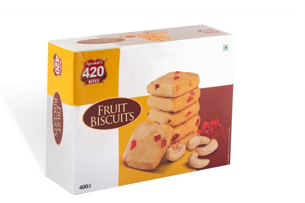 420 Fruit Biscuits