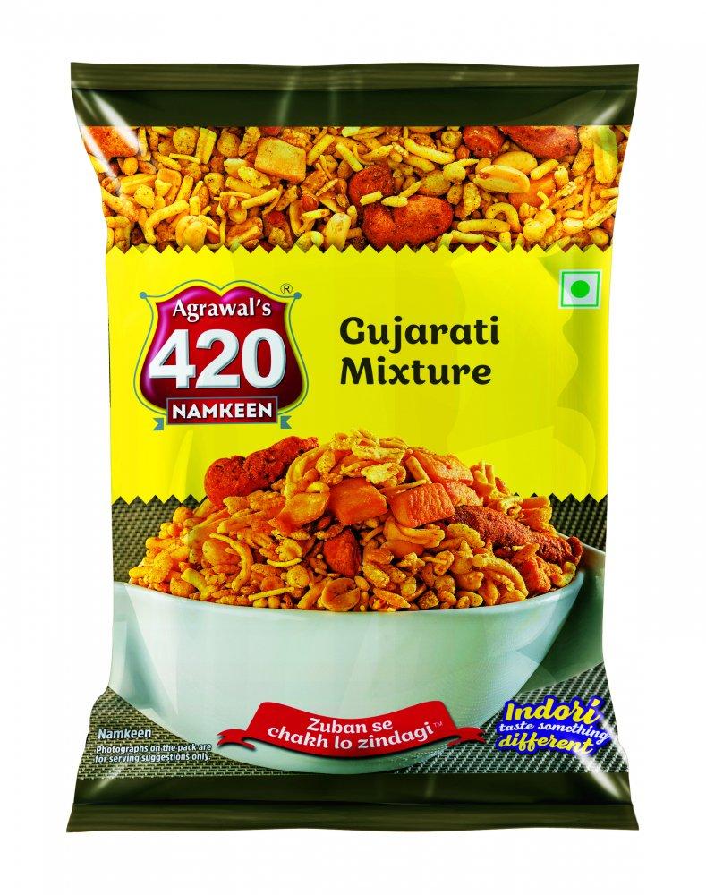 420 Gujarati Mixture