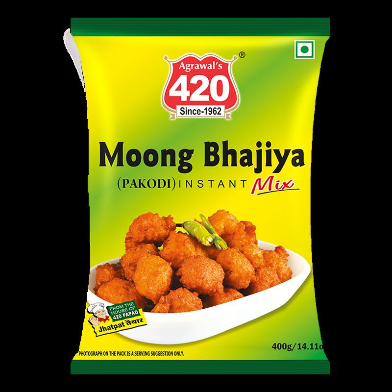 420 Moong Bhajiya Instant Mix