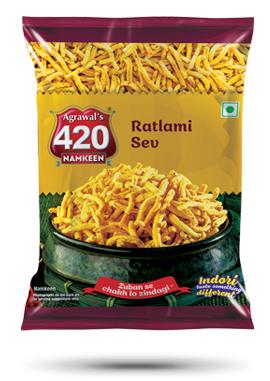 420 Ratlami Sev