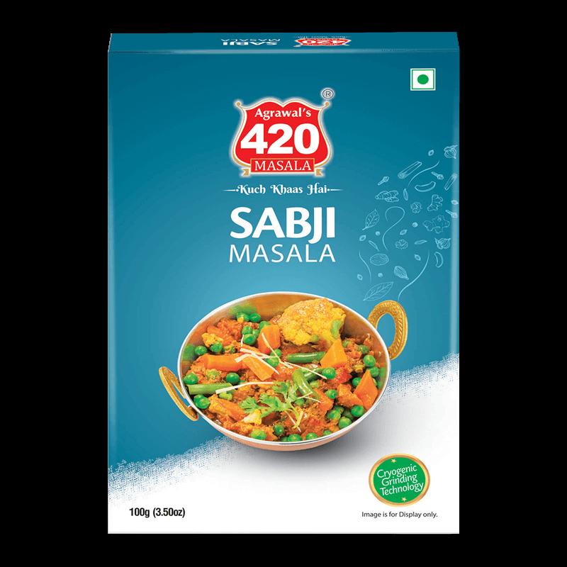 420 Sabzi Masala