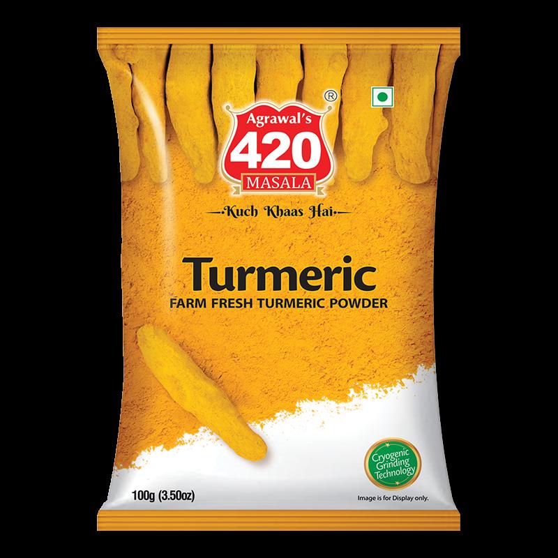 420 Turmeric Powder