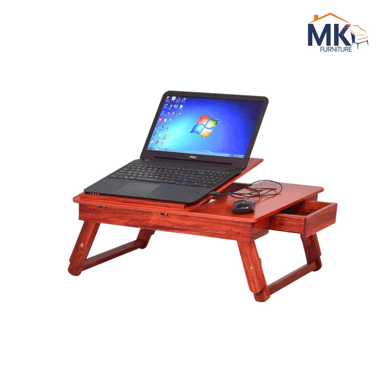 Zadran Laptop Table Solid Wood Sheesham