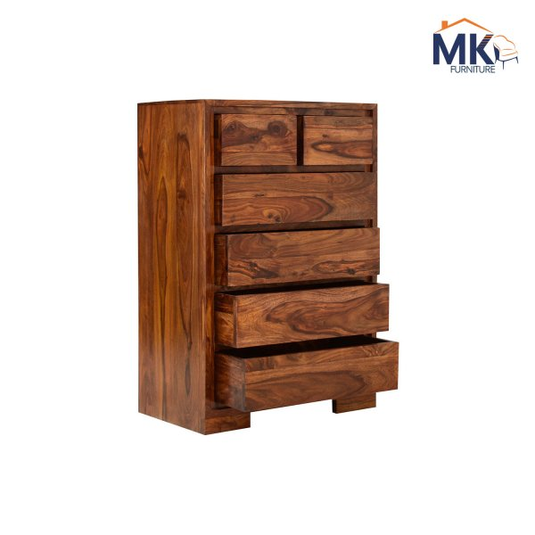 Angelo Chest of Drawers (Honey)