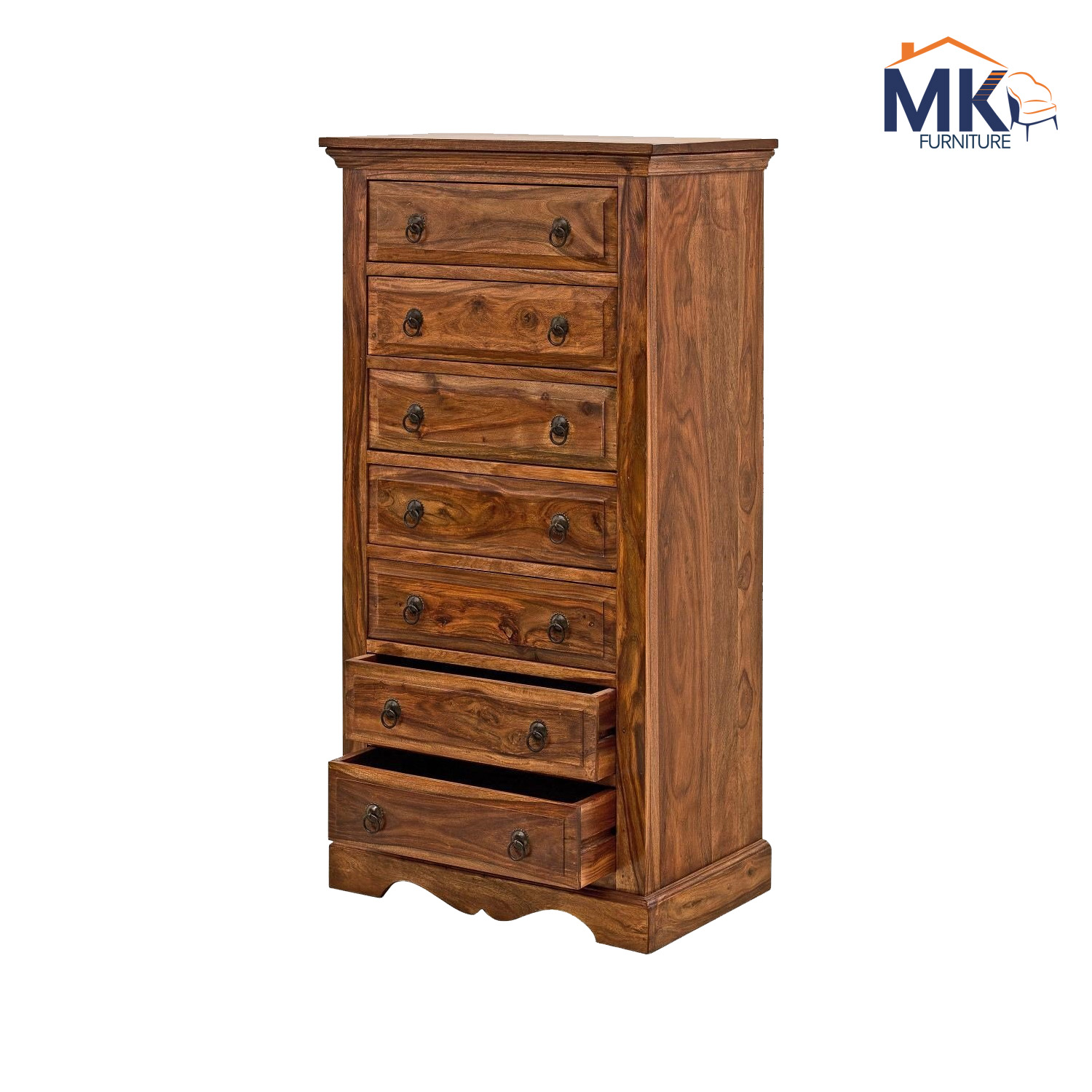Wooden Chest Of  Drawers  with 6  Drawers